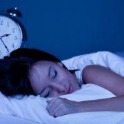 ぐっすりと眠るためのコツ